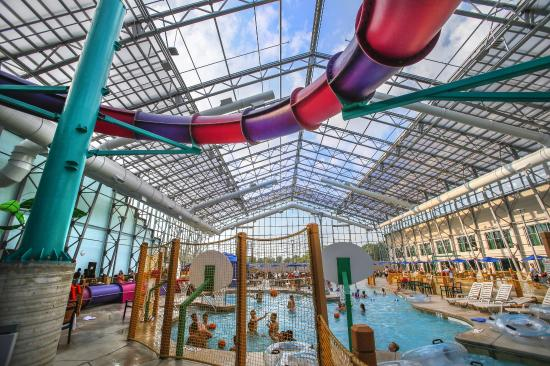 Book your stay at Zehnder's Splash Village Hotel & Waterpark and the Bavarian Inn Lodge Waterpark. If you are lodging somewhere else in Frankenmuth, you can still purchase day passes to Zehnder's Splash .