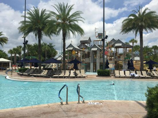 Gaylord Palms Resort & Convention Center: pool