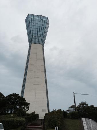 Iwaki Marine Tower: タワー