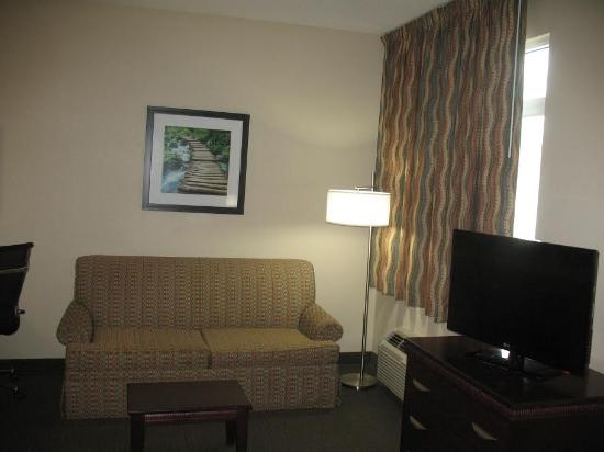 MainStay Suites: Guest Room