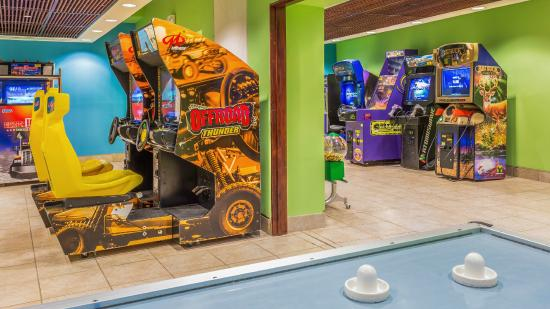 Holiday Inn Resort Panama City Beach Room Arcade