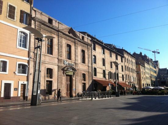 Piazzetta Picture Of Ibis Budget Marseille Vieux Port Marseille - Hotel ibis vieux port marseille