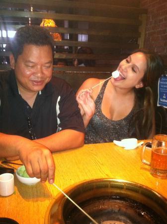Gyu-Kaku Japanese BBQ Dining: S'mores