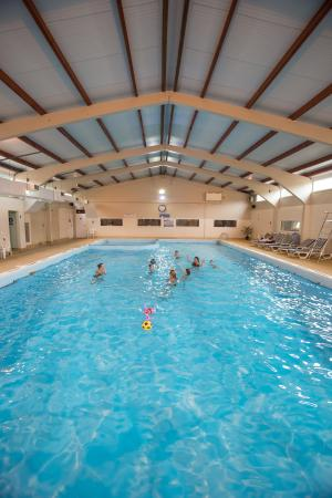 Kingsdown Holiday Park: Heated Indoor Swimming Pool