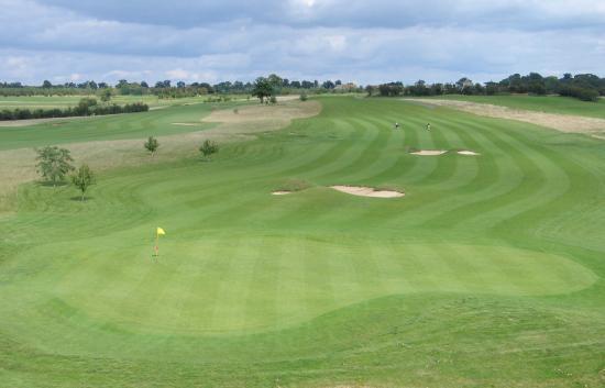 Kirtlington Golf Club: 18th Hole