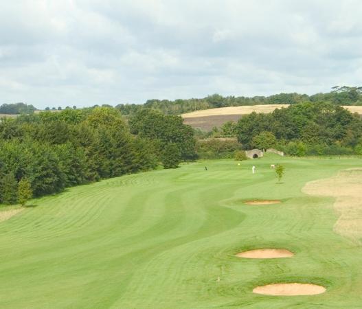 Kirtlington Golf Club: 3rd Hole