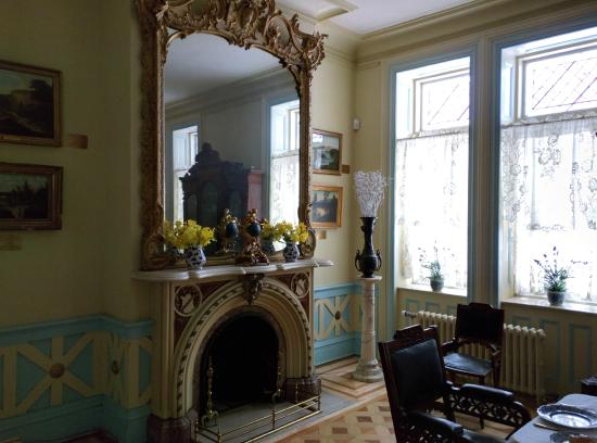 Lots Of Beautiful Fireplaces Picture Of Lambert Castle Paterson