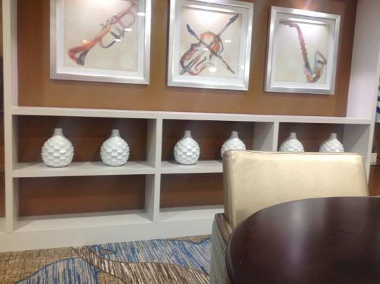 Jackson Marriott : Lobby