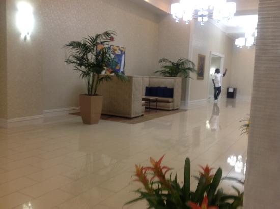 Jackson Marriott : Marble Floors