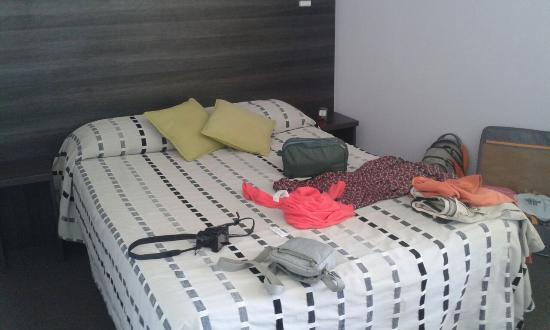 Hotel la Rotonde: camera