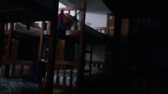Hostelito Cozumel: Cuarto comun