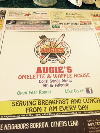 Augie's Omelette & Waffle