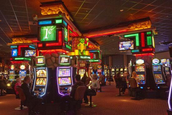 Turtle lake casino craps
