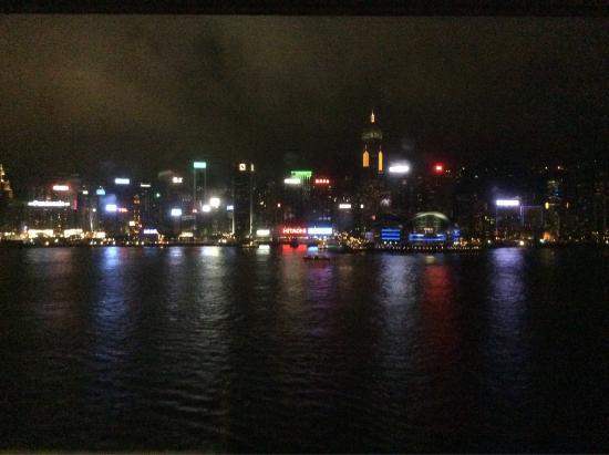 Window View - InterContinental Hong Kong Photo