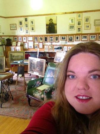 Kiltartan Gregory Museum