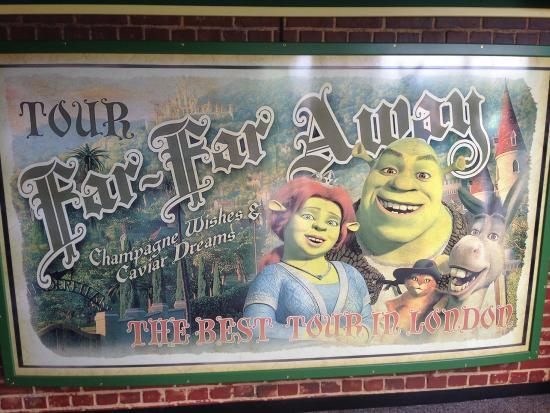 DreamWork's Tours Shrek's Adventure! London
