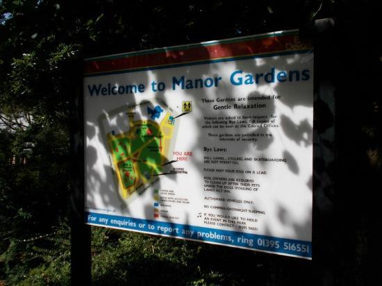 Manor Park Gardens