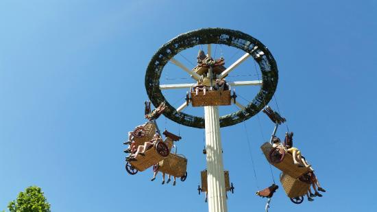 Familypark: Обзорная каруселька :)
