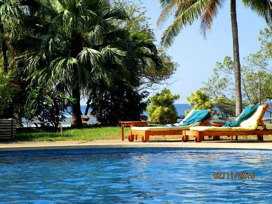 Hotel Playa Negra: pool