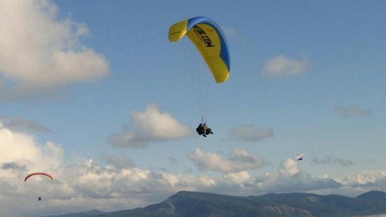 Gresham, OR: Tandem paragliding flights