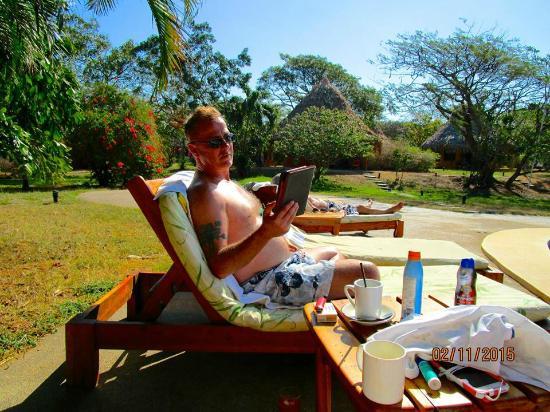 Hotel Playa Negra: RnR