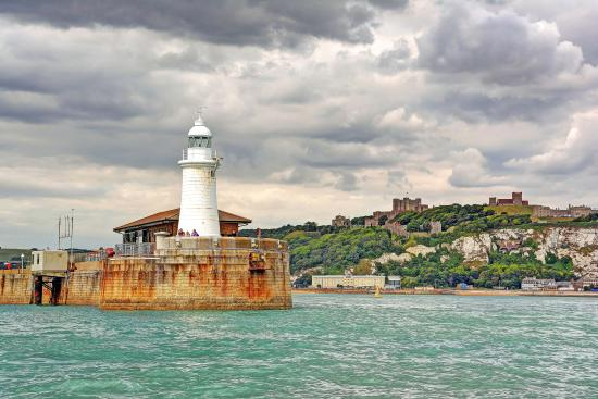 Number One Guest House: Visit the wonderful sights of Dover