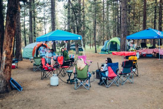 Serrano Campgrounds: Site #117
