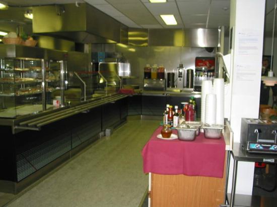 Dining hall - Picture of Thule Air Base, Qaanaaq - TripAdvisor