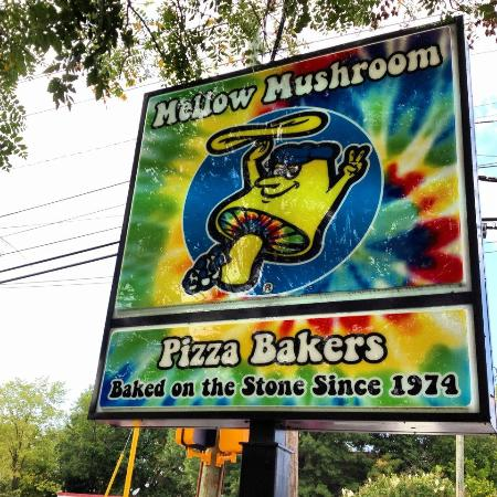 Mellow Mushroom Pizza Bakers Downtown Raleigh Menu Prices