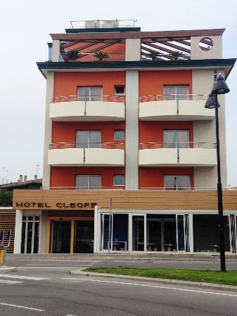 Hotel Cleofe : Außenansicht