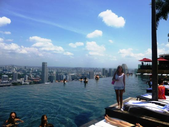 Piscine picture of marina bay sands singapore tripadvisor - Marina bay sands piscina ...