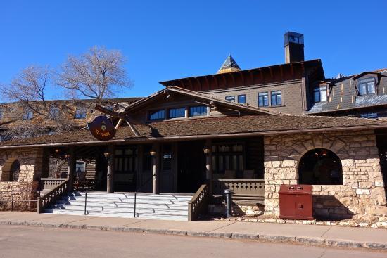 El Tovar Picture Of El Tovar Hotel Grand Canyon