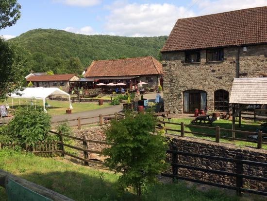 Abbey Mill: A Great pit stop for cream teas or a stunning meal
