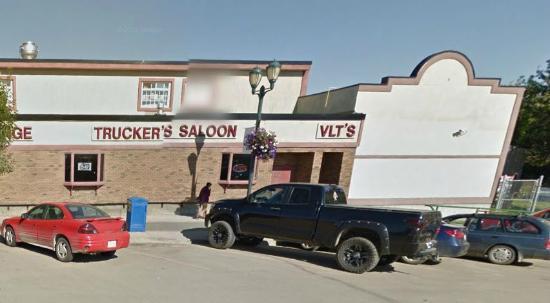 Lac La Biche, Kanada: Trucker's Saloon