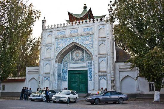 Zharkent Mosque