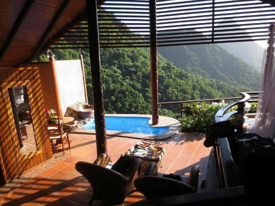 Ladera Resort: Room O