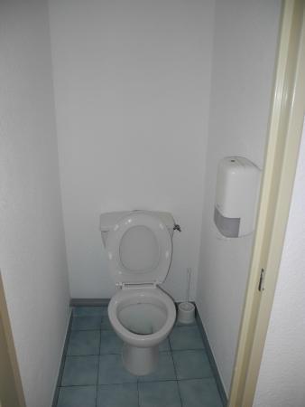 l'Hostellerie du Luberon: Bagno della camera