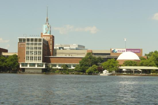 Boston Duck Tours: Museum of Science, Boston, MA