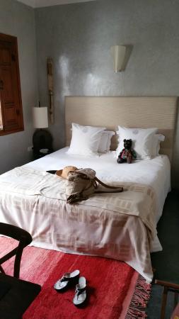 Dar Ait Sbaa: Bedroom