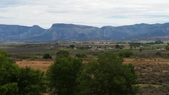 Holiday Inn Express Mesa Verde-Cortez: What a view!