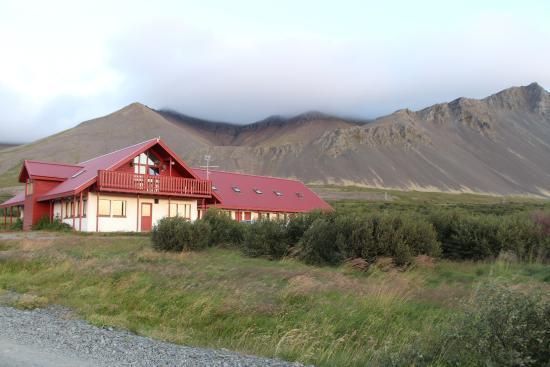 Hotel Hafnarfjall : Отель собственно