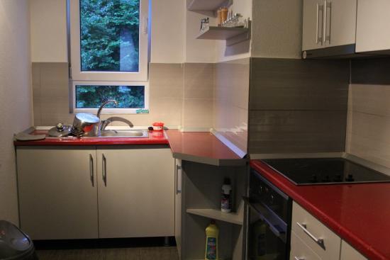 Malaia, رومانيا: Communal kitchen