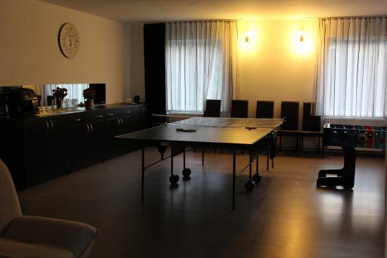 Malaia, رومانيا: Common room