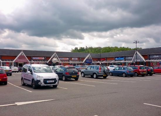 Broughton Shopping Park