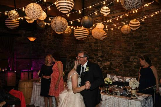 Rocket bakery wedding