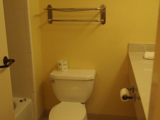 Extended Stay America - Kansas City - Overland Park - Nall Ave: Bath