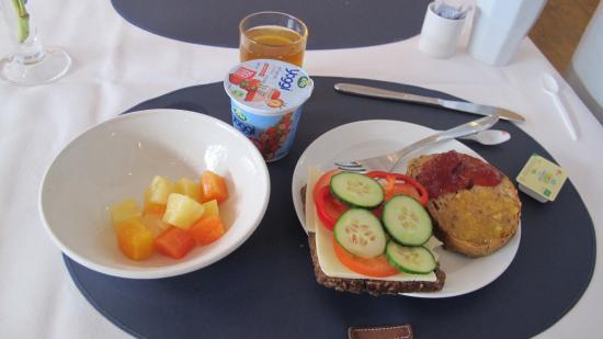 Hotel Maritime: Breakfast