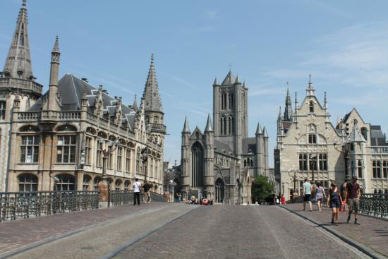 Gent centre Picture of Ghent City Center Ghent TripAdvisor