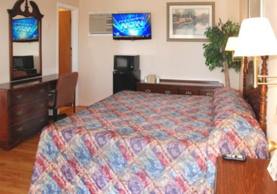 Grand Junction, CO: Room with Kingsize Bed