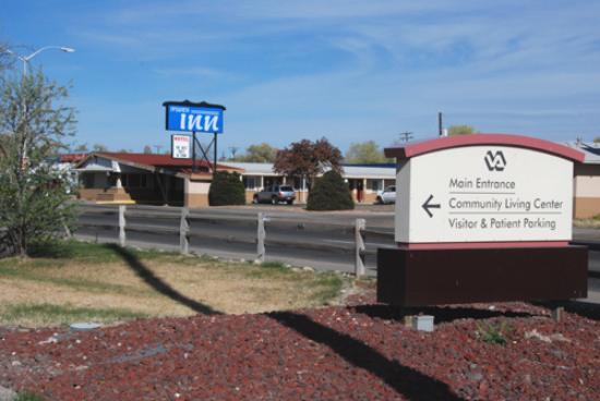 Grand Junction, CO: Located on North Avenue right across from the Va Hospital